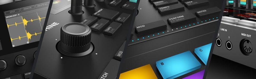 Machine MK3 Controller