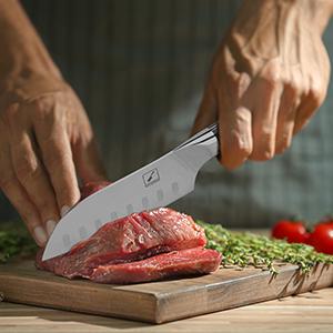 santoku knife japanese