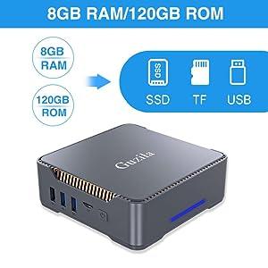 8GBRAM/120GBROM