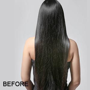 hair cutter comb for thin hair