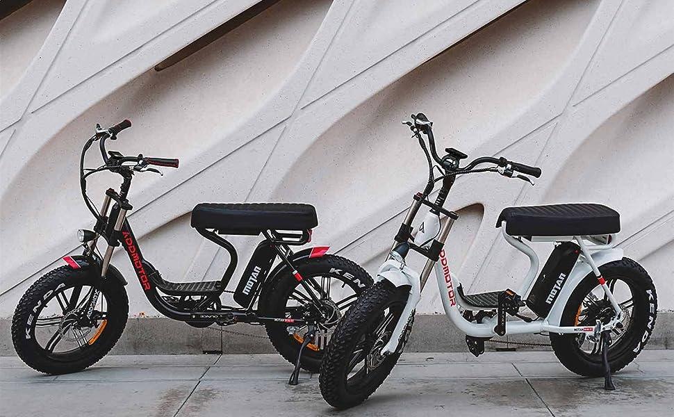 Addmotor M-66 R7 electric bike