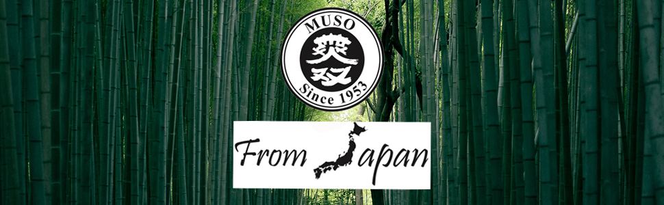 Muso From Japan Products