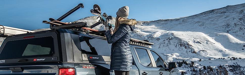 Rhino Rack Ski Carrier
