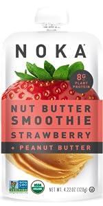 Strawberry Peanut Butter