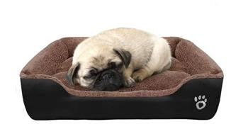 dog bed note