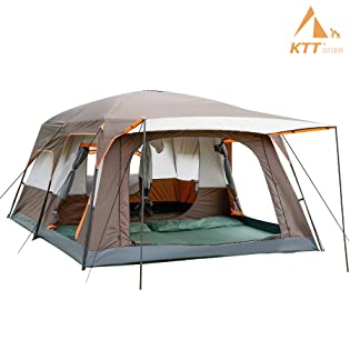 KTT Extra Large Tent 12 Person (Style B)