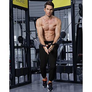 Mens Fashion Casual Cargo Pants