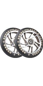 120mm T1 wheels