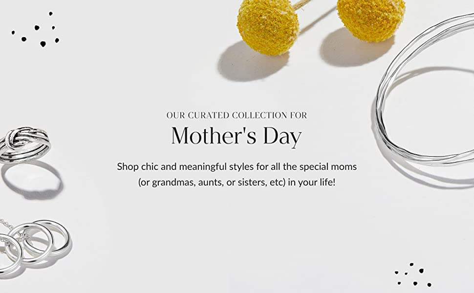 Shop chic and meaningful styles for all the special moms