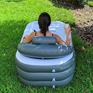 assecories hidromassage heater free standing feet gallon tube tanks hose stopper blowup massager bed