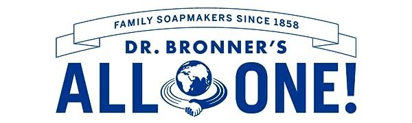 Dr. Bronner's Title Header