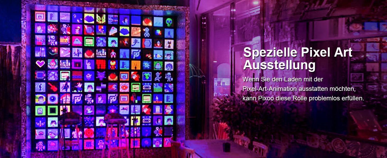 pixel bildschirm