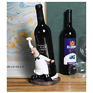 Easy Match With Wine Bottle