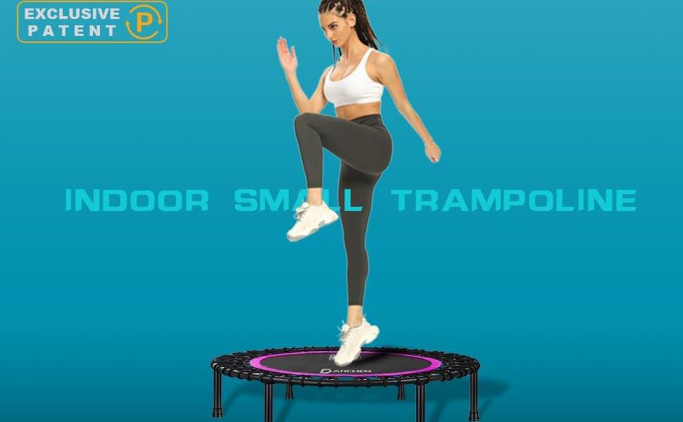 indoor small trampoline