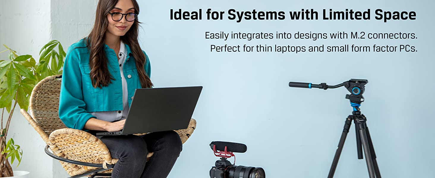Ideal for Systems with Limited Space