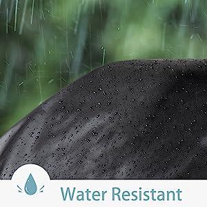 water-resistant 600