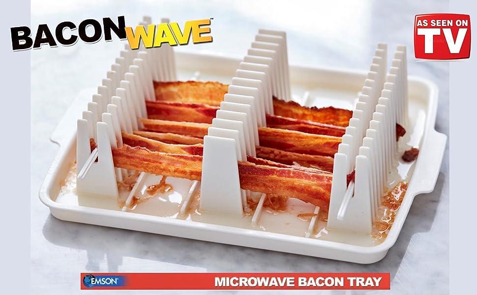 bacon wave, bacon cooker