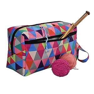 Katech Colorful Yarn Bag