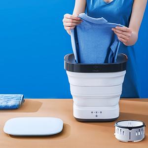 mini lavadora portatil