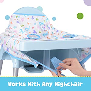 Works With Any Highchair