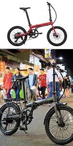 Volador mountain electric bicycle