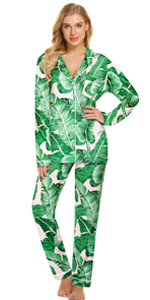 stylish pattern pajamas
