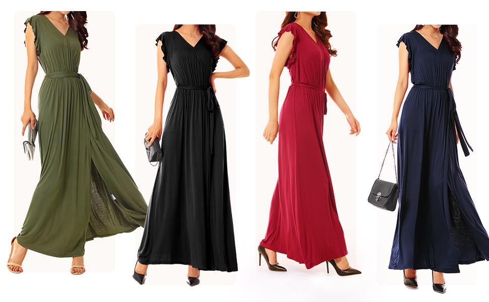 连衣裙颜色
