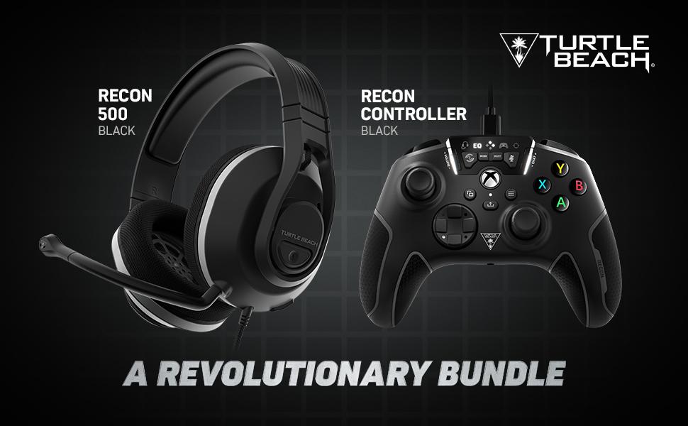 Recon 500 + Recon Controller bundle