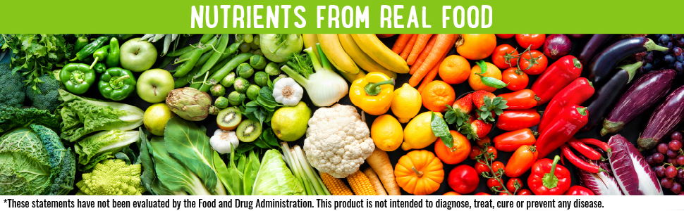 nutrients, whole food