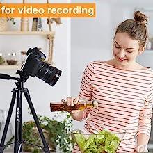 Tripod - Use For - Video Recording