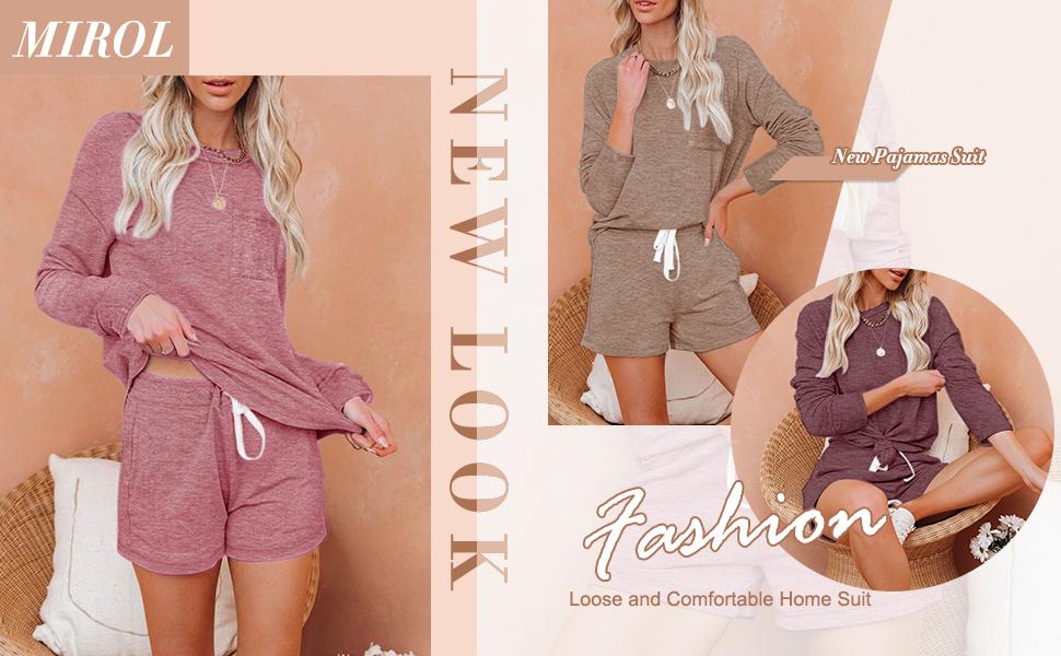Women pajama suit