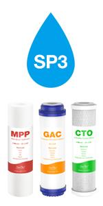 SP3 Pre-filter Replacement Set