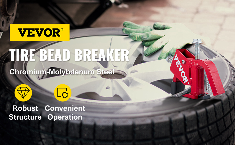 tire breaker tools