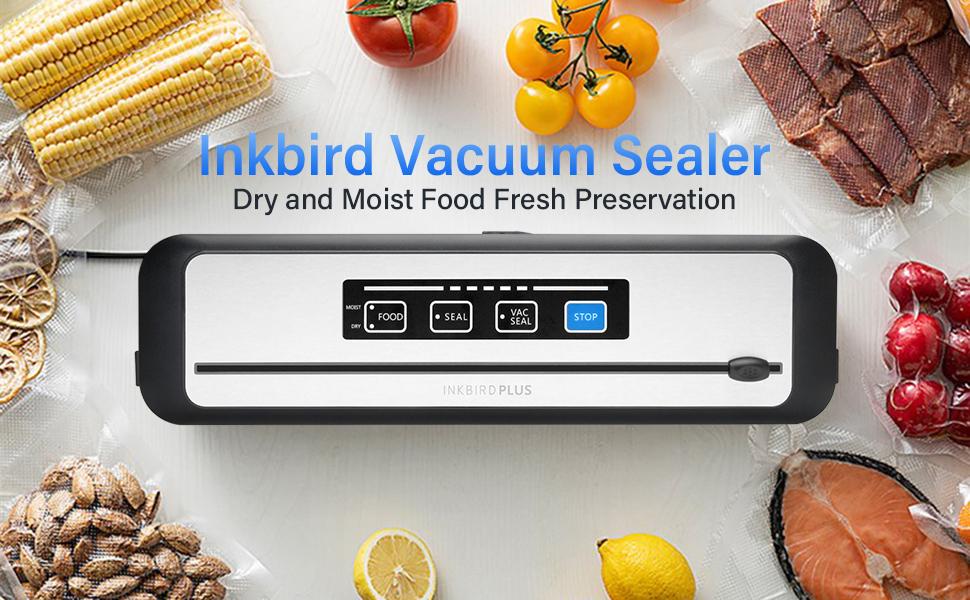 inkbird vacuum sealer