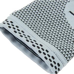 NeoTech Care Elbow Support Brace, Bamboo Fiber, 1 Unit, Gray, Size Medium