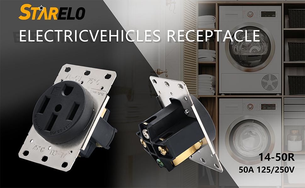 Electricvehicles Receptacle