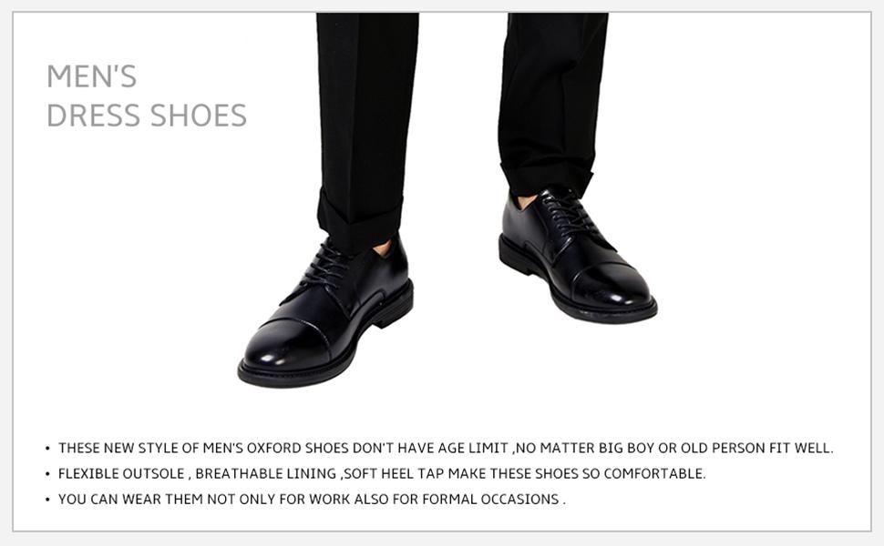 Kkyc Men's dress shoes