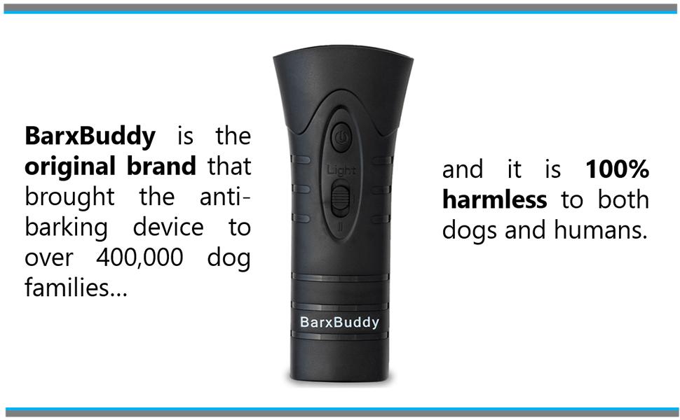 Bark Control Device