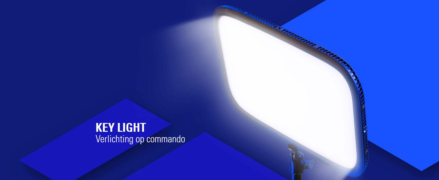 ELGATO KEY LIGHT - Verlichting op commando