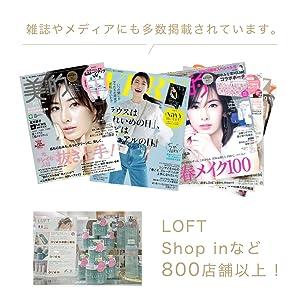 雑誌,メディア,多数,掲載,LOFT,Shop in