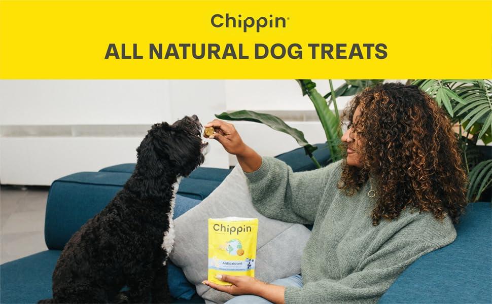 natural dog treats food hypoallergenic
