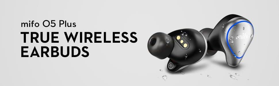 Wireless Earbuds,In-Ear Headphones,Bluetooth 5.0 Stereo Earphones,IPX7 Waterproof Sport Ear Buds