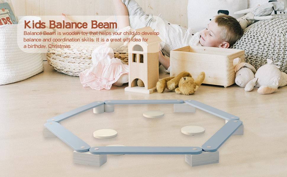 kid balance beam