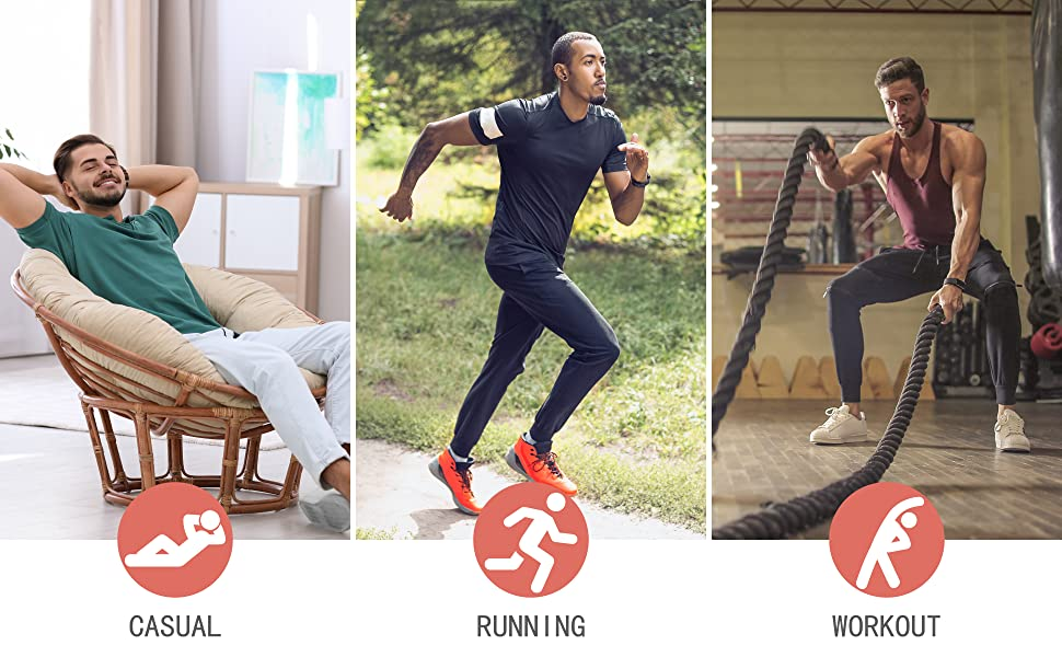 workout joggers for men