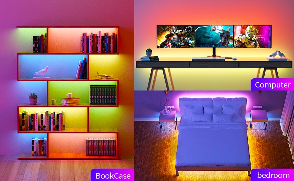 led light strip for tv