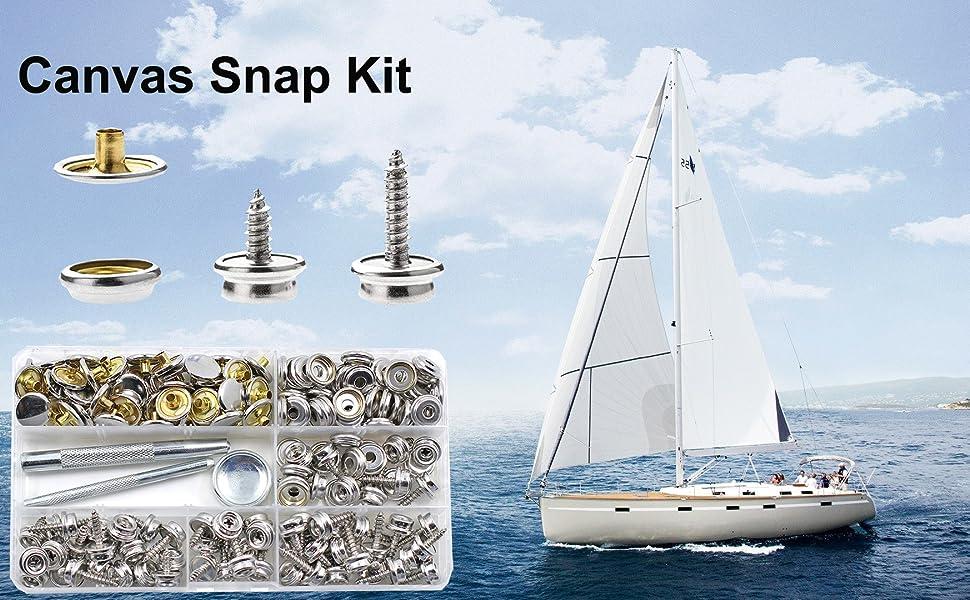 Canvas Snap Kit