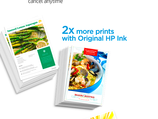 original hp ink more bright images high-quality prints