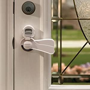 KidCo Door Lever Lock Cover Child Safety Protection Easy installation