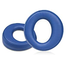 SONY GOLD WIRELESS HEADSET REPLACEMENT EARPADS BLUE