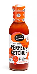 Perfect Ketchup Bottle